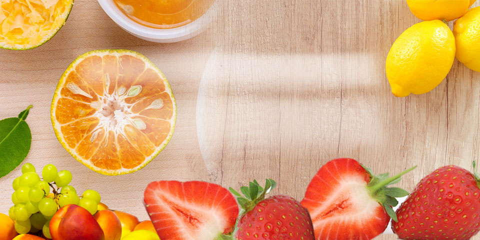 Fresh Fruits Section
